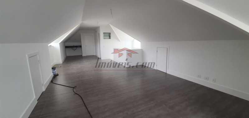 10. - Casa em Condomínio 4 quartos à venda Barra da Tijuca, Rio de Janeiro - R$ 2.890.000 - PECN40116 - 11
