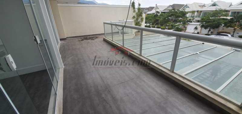 15. - Casa em Condomínio 4 quartos à venda Barra da Tijuca, Rio de Janeiro - R$ 2.890.000 - PECN40116 - 16