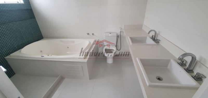 20. - Casa em Condomínio 4 quartos à venda Barra da Tijuca, Rio de Janeiro - R$ 2.890.000 - PECN40116 - 21