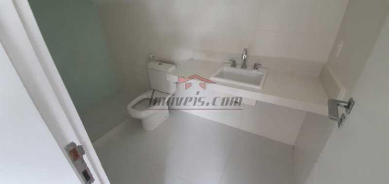 25. - Casa em Condomínio 4 quartos à venda Barra da Tijuca, Rio de Janeiro - R$ 2.890.000 - PECN40116 - 26