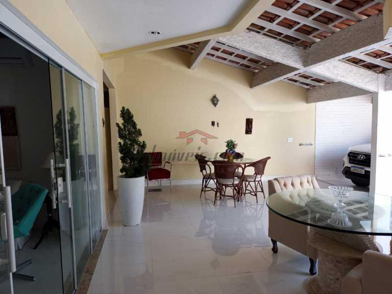 0. - Casa em Condomínio 5 quartos à venda Barra da Tijuca, Rio de Janeiro - R$ 2.349.000 - PECN50022 - 1