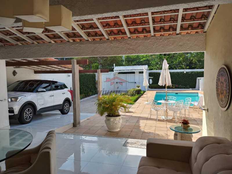1. - Casa em Condomínio 5 quartos à venda Barra da Tijuca, Rio de Janeiro - R$ 2.349.000 - PECN50022 - 3