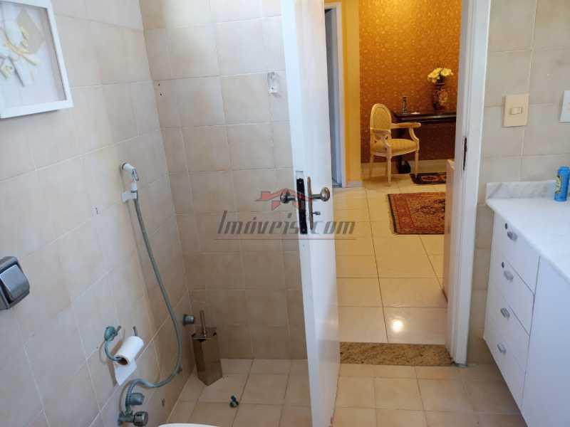 23. - Casa em Condomínio 5 quartos à venda Barra da Tijuca, Rio de Janeiro - R$ 2.349.000 - PECN50022 - 25