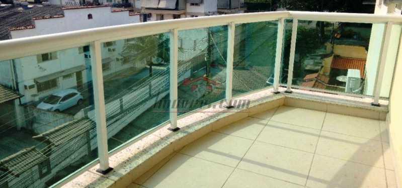 1 - Cobertura 2 quartos à venda Pechincha, Rio de Janeiro - R$ 540.000 - PECO20059 - 1