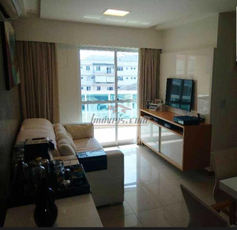 4 - Cobertura 2 quartos à venda Pechincha, Rio de Janeiro - R$ 540.000 - PECO20059 - 5