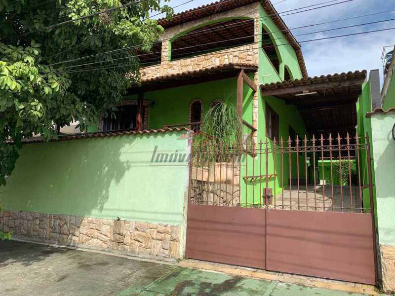 1 - Casa 3 quartos à venda Taquara, Rio de Janeiro - R$ 800.000 - PECA30334 - 1