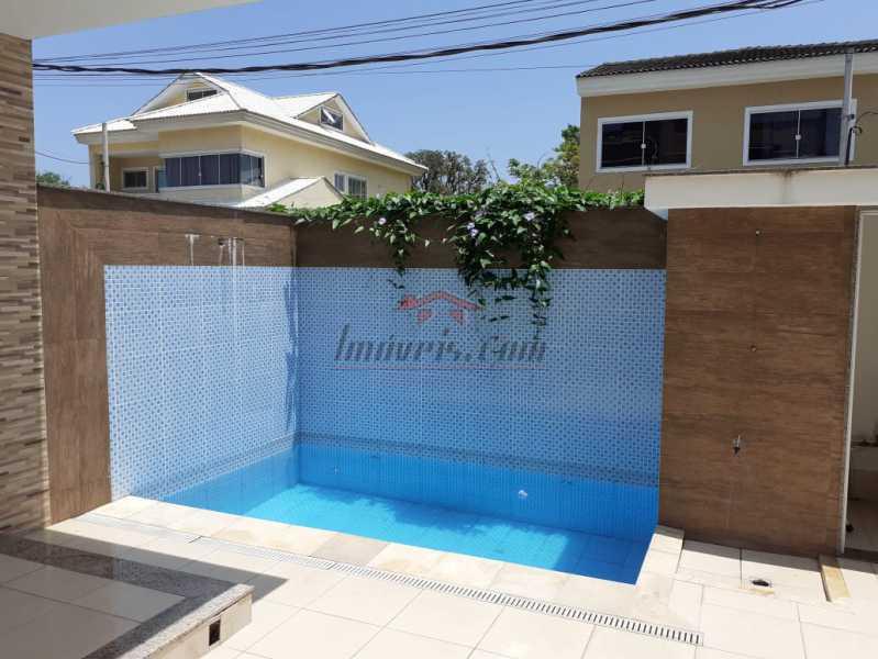 4 - Casa em Condomínio 5 quartos à venda Vargem Pequena, Rio de Janeiro - R$ 750.000 - PECN50026 - 5
