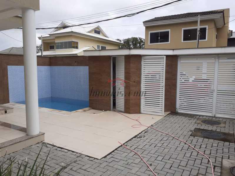 6 - Casa em Condomínio 5 quartos à venda Vargem Pequena, Rio de Janeiro - R$ 750.000 - PECN50026 - 7