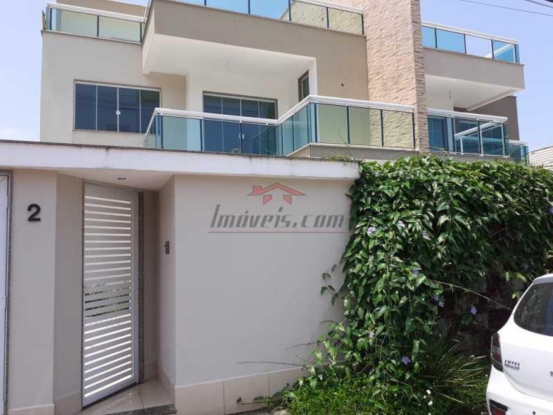 1 - Casa em Condomínio 5 quartos à venda Vargem Pequena, Rio de Janeiro - R$ 750.000 - PECN50026 - 1