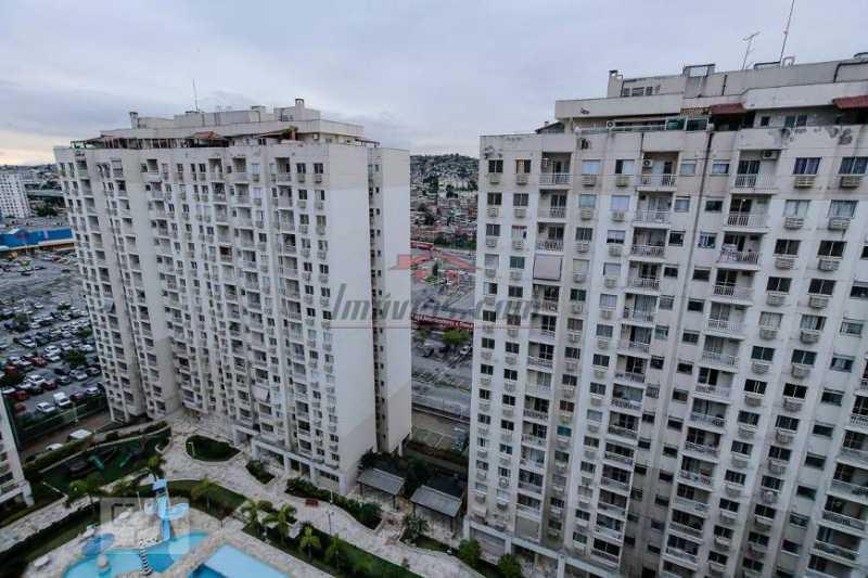 1 - Apartamento 3 quartos à venda Del Castilho, Rio de Janeiro - R$ 630.000 - PSAP30673 - 1