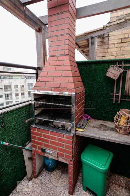 3 - Apartamento 3 quartos à venda Del Castilho, Rio de Janeiro - R$ 630.000 - PSAP30673 - 4