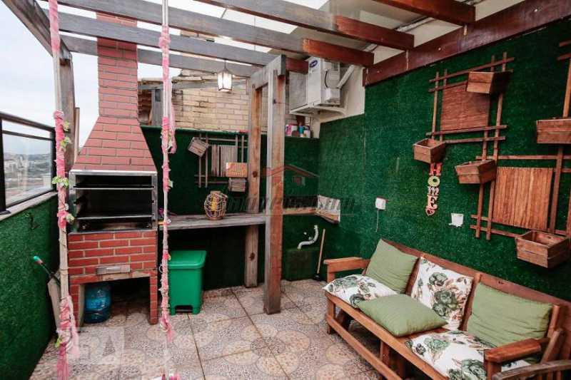 4 - Apartamento 3 quartos à venda Del Castilho, Rio de Janeiro - R$ 630.000 - PSAP30673 - 5