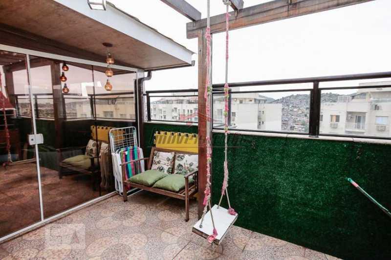 5 - Apartamento 3 quartos à venda Del Castilho, Rio de Janeiro - R$ 630.000 - PSAP30673 - 6