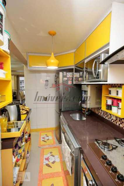 25 - Apartamento 3 quartos à venda Del Castilho, Rio de Janeiro - R$ 630.000 - PSAP30673 - 26