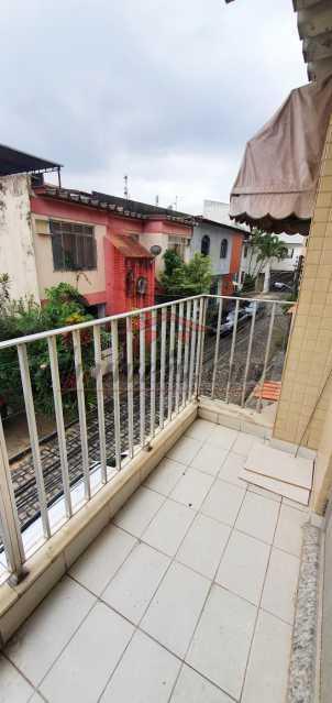 1 - Casa de Vila 4 quartos à venda Praça Seca, Rio de Janeiro - R$ 295.000 - PSCV40010 - 1