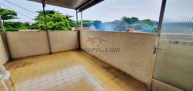 16 - Casa de Vila 4 quartos à venda Praça Seca, Rio de Janeiro - R$ 295.000 - PSCV40010 - 19