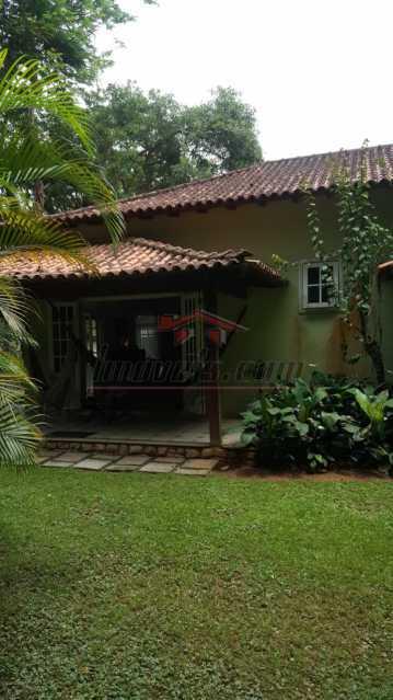 1 - Casa em Condomínio 3 quartos à venda Jacarepaguá, Rio de Janeiro - R$ 1.250.000 - PECN30302 - 1