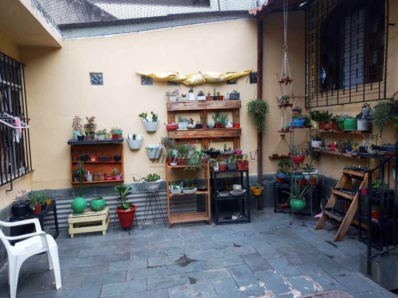 1 - Casa de Vila 2 quartos à venda Praça Seca, Rio de Janeiro - R$ 300.000 - PECV20074 - 1