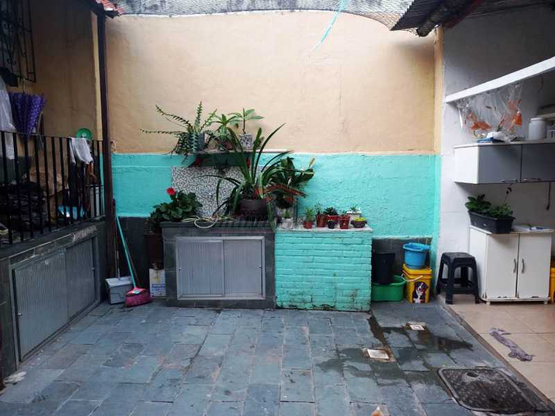 2 - Casa de Vila 2 quartos à venda Praça Seca, Rio de Janeiro - R$ 300.000 - PECV20074 - 3