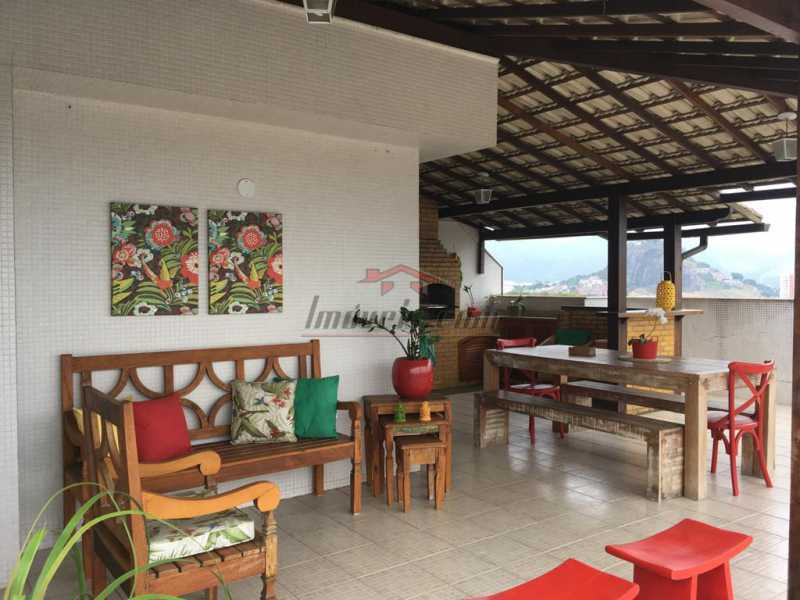 16 - Cobertura 3 quartos à venda Pechincha, Rio de Janeiro - R$ 650.000 - PECO30140 - 17