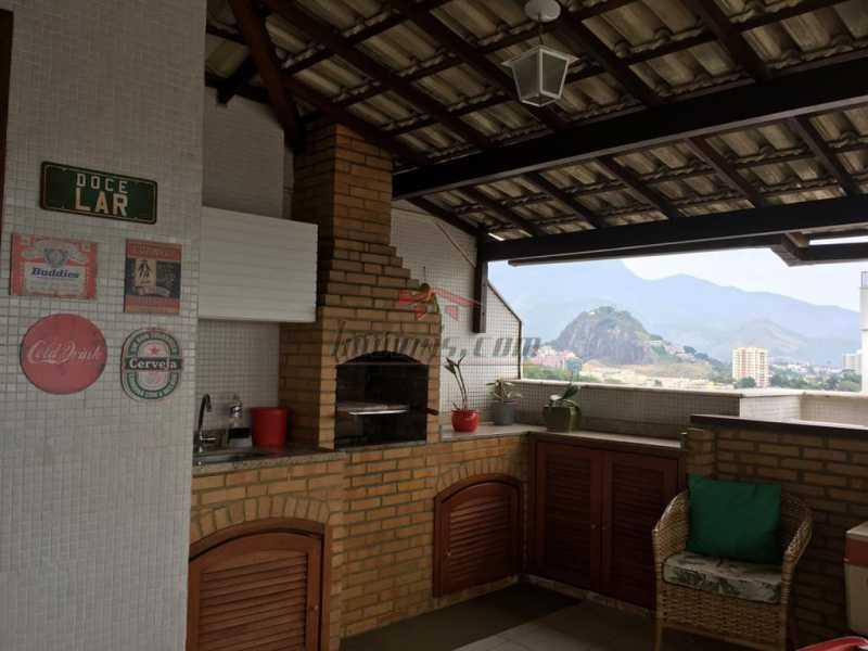 17 - Cobertura 3 quartos à venda Pechincha, Rio de Janeiro - R$ 650.000 - PECO30140 - 18