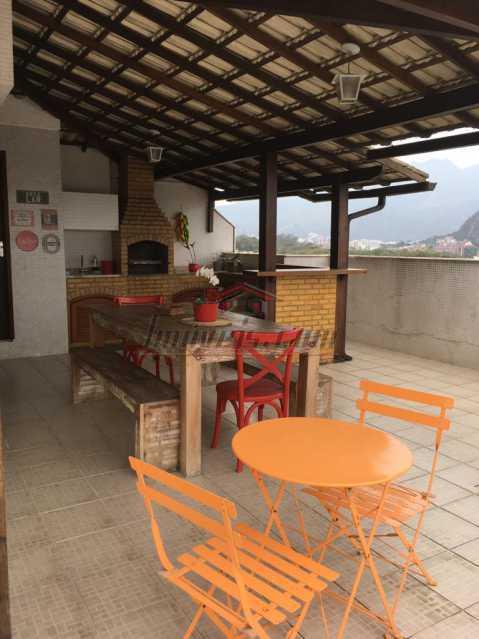22 - Cobertura 3 quartos à venda Pechincha, Rio de Janeiro - R$ 650.000 - PECO30140 - 23