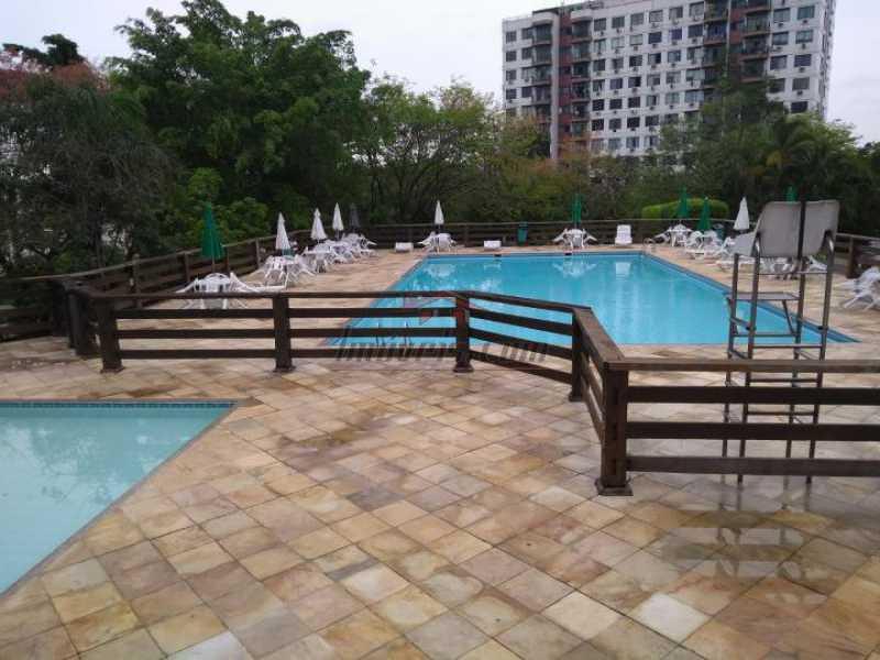 01 - Cobertura 3 quartos à venda Pechincha, Rio de Janeiro - R$ 579.000 - PECO30142 - 1