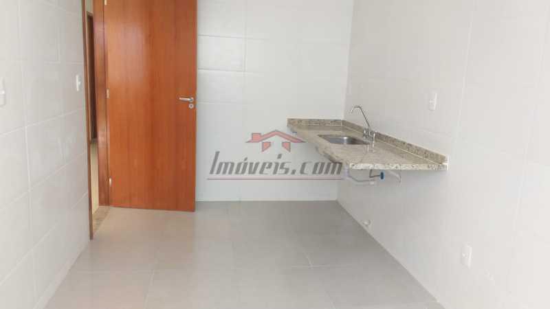27 - Casa em Condomínio 2 quartos à venda Taquara, BAIRROS DE ATUAÇÃO ,Rio de Janeiro - R$ 245.000 - PECN20222 - 28