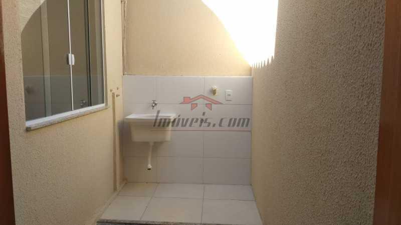 28 - Casa em Condomínio 2 quartos à venda Taquara, BAIRROS DE ATUAÇÃO ,Rio de Janeiro - R$ 245.000 - PECN20223 - 29