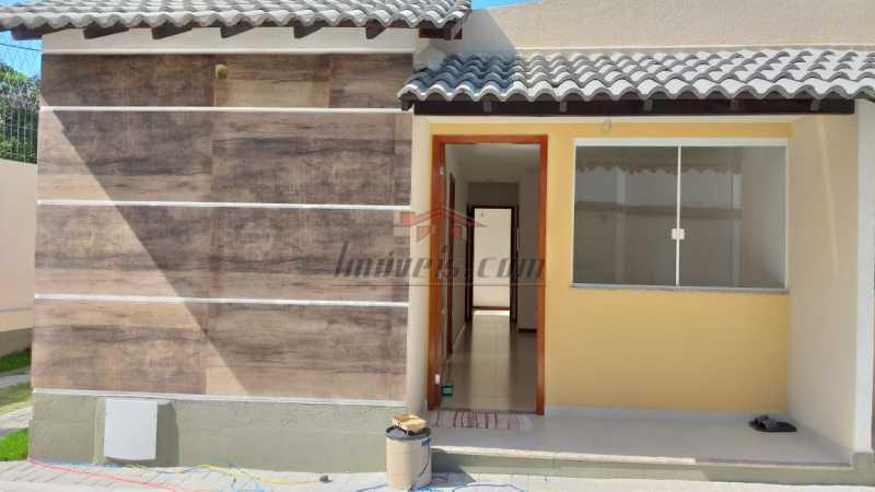 1 - Casa em Condomínio 2 quartos à venda Taquara, BAIRROS DE ATUAÇÃO ,Rio de Janeiro - R$ 245.000 - PECN20226 - 1