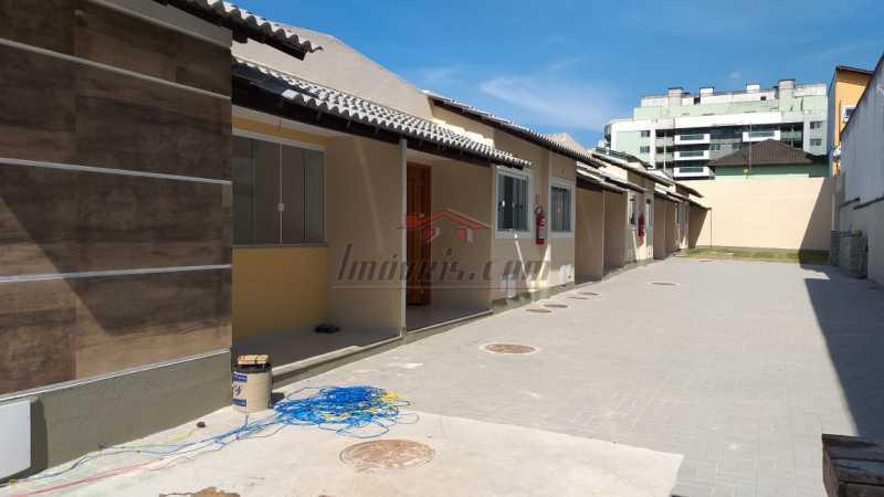 2 - Casa em Condomínio 2 quartos à venda Taquara, BAIRROS DE ATUAÇÃO ,Rio de Janeiro - R$ 245.000 - PECN20226 - 3