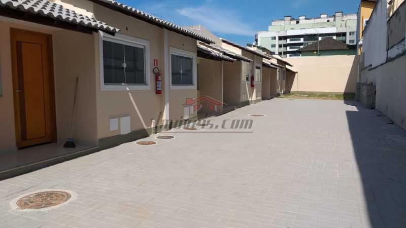 3 - Casa em Condomínio 2 quartos à venda Taquara, BAIRROS DE ATUAÇÃO ,Rio de Janeiro - R$ 245.000 - PECN20226 - 4
