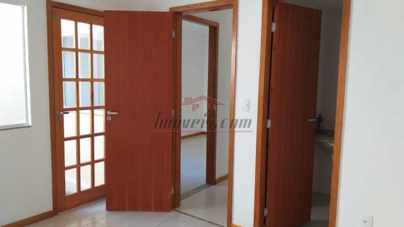 17 - Casa em Condomínio 2 quartos à venda Taquara, BAIRROS DE ATUAÇÃO ,Rio de Janeiro - R$ 245.000 - PECN20226 - 18