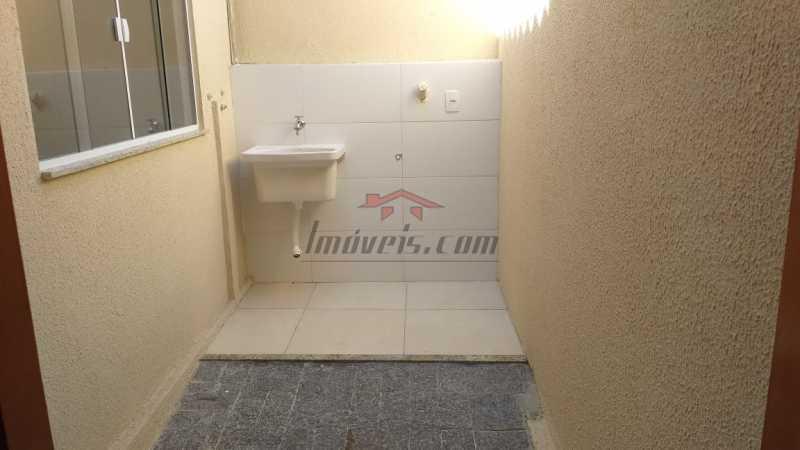 21 - Casa em Condomínio 2 quartos à venda Taquara, BAIRROS DE ATUAÇÃO ,Rio de Janeiro - R$ 245.000 - PECN20226 - 22