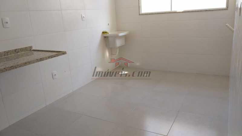 22 - Casa em Condomínio 2 quartos à venda Taquara, BAIRROS DE ATUAÇÃO ,Rio de Janeiro - R$ 245.000 - PECN20226 - 23