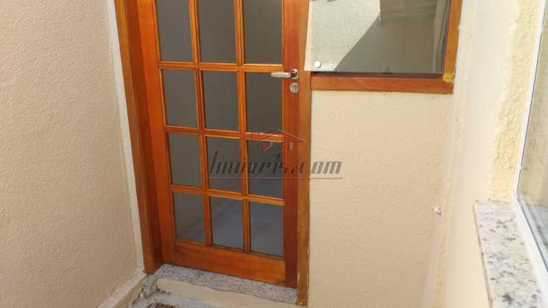 24 - Casa em Condomínio 2 quartos à venda Taquara, BAIRROS DE ATUAÇÃO ,Rio de Janeiro - R$ 245.000 - PECN20226 - 25
