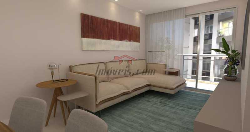 81bd2a23-be1b-4a13-8360-e314d3 - Apartamento à venda Tijuca, Rio de Janeiro - R$ 729.000 - PEAP00040 - 4
