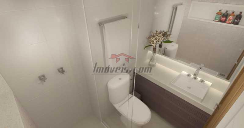 ff1f6c12-3370-4b11-9ea5-846ac2 - Apartamento à venda Tijuca, Rio de Janeiro - R$ 690.000 - PEAP00040 - 14