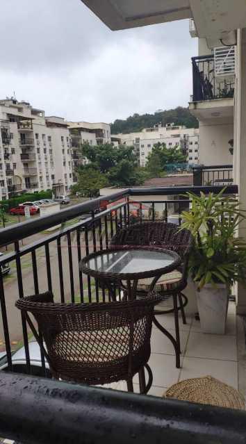 3b088787-4cbb-4a03-89e2-41e616 - Apartamento 2 quartos à venda Jacarepaguá, Rio de Janeiro - R$ 344.900 - PEAP22012 - 1