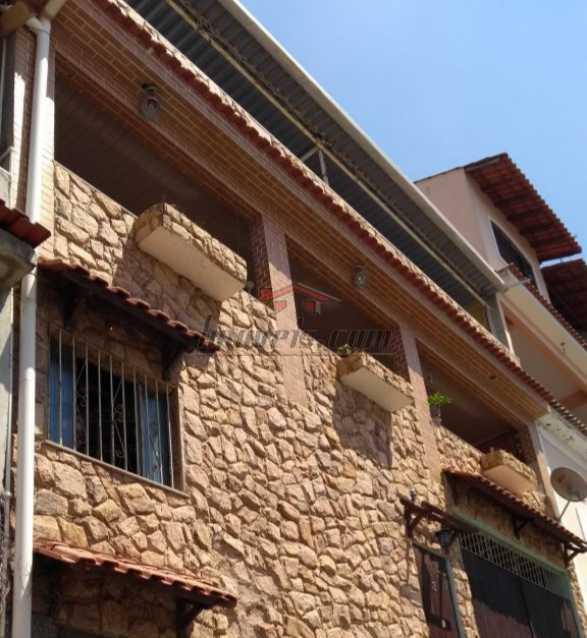1 - Casa de Vila 3 quartos à venda Vila Valqueire, Rio de Janeiro - R$ 380.000 - PSCV30058 - 1