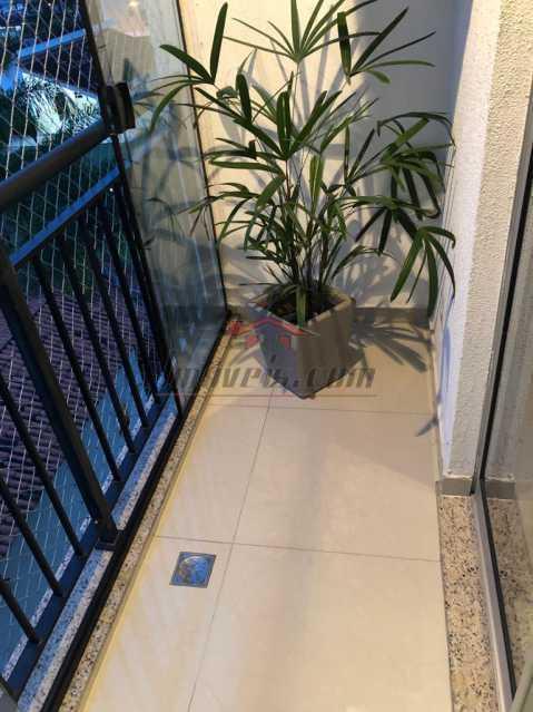 2 - Apartamento 3 quartos à venda Jardim Sulacap, Rio de Janeiro - R$ 449.000 - PSAP30683 - 3