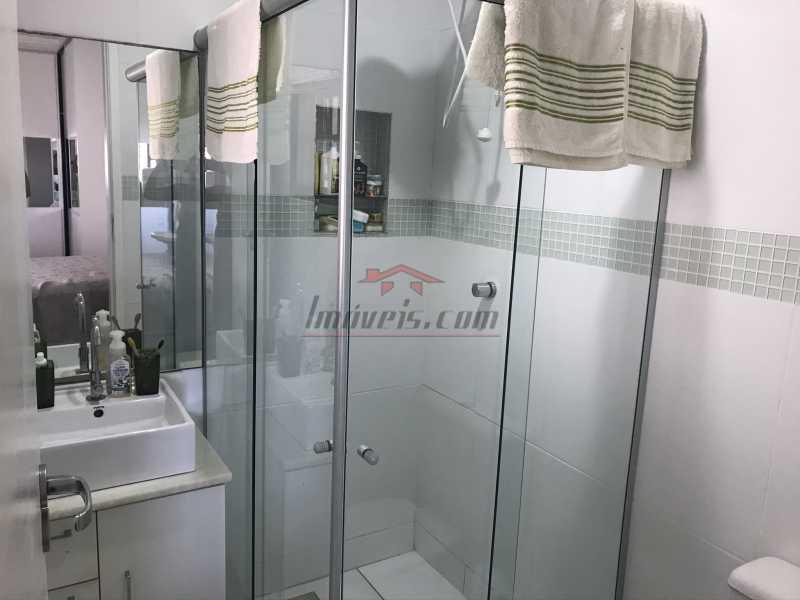 banheiro suite. - Casa em Condomínio 2 quartos à venda Pechincha, Rio de Janeiro - R$ 625.000 - PECN20228 - 21