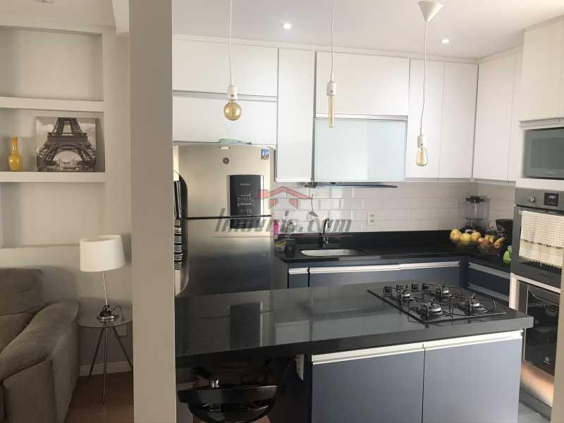 cozinha. - Casa em Condomínio 2 quartos à venda Pechincha, Rio de Janeiro - R$ 625.000 - PECN20228 - 17