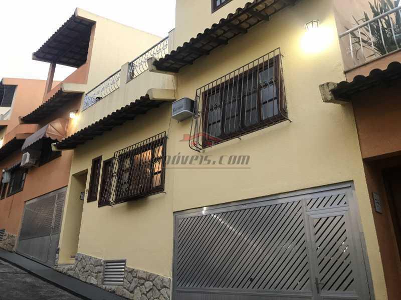fachada. - Casa em Condomínio 2 quartos à venda Pechincha, Rio de Janeiro - R$ 625.000 - PECN20228 - 29