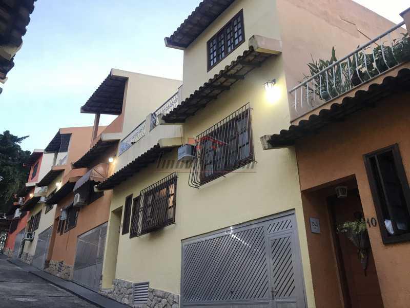 fachada2. - Casa em Condomínio 2 quartos à venda Pechincha, Rio de Janeiro - R$ 625.000 - PECN20228 - 31