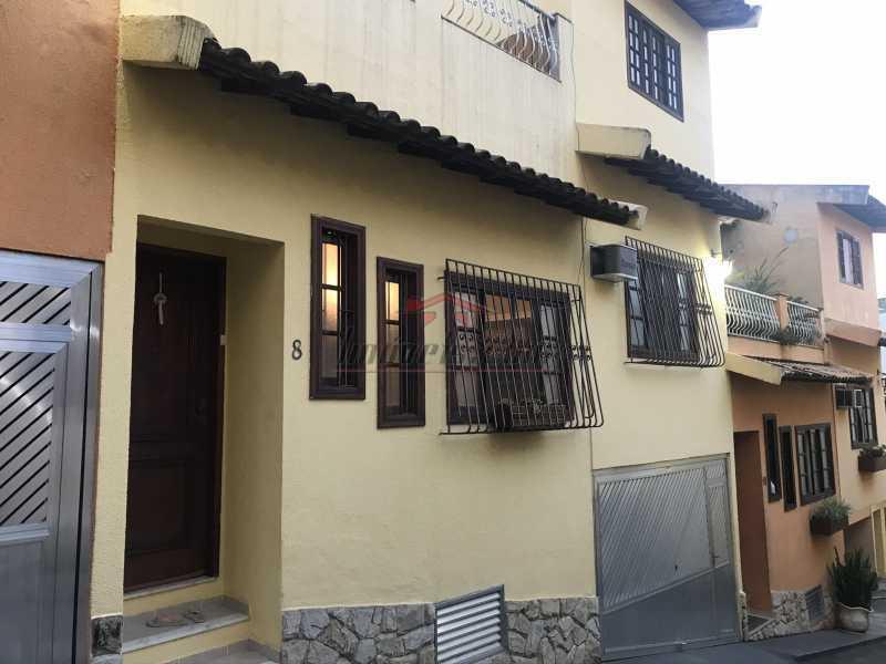 fachada3. - Casa em Condomínio 2 quartos à venda Pechincha, Rio de Janeiro - R$ 625.000 - PECN20228 - 30