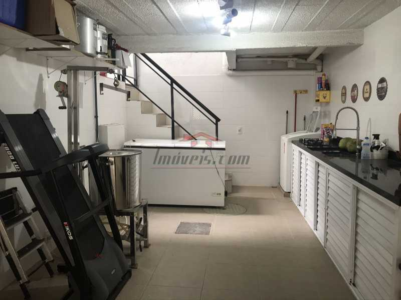 garagem. - Casa em Condomínio 2 quartos à venda Pechincha, Rio de Janeiro - R$ 625.000 - PECN20228 - 19