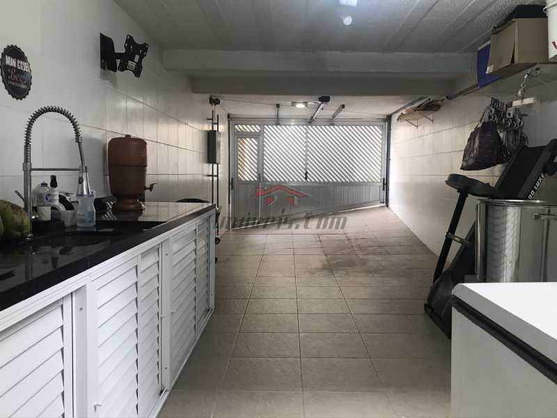 garagem2. - Casa em Condomínio 2 quartos à venda Pechincha, Rio de Janeiro - R$ 625.000 - PECN20228 - 18