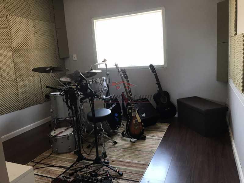 quarto studio. - Casa em Condomínio 2 quartos à venda Pechincha, Rio de Janeiro - R$ 625.000 - PECN20228 - 9