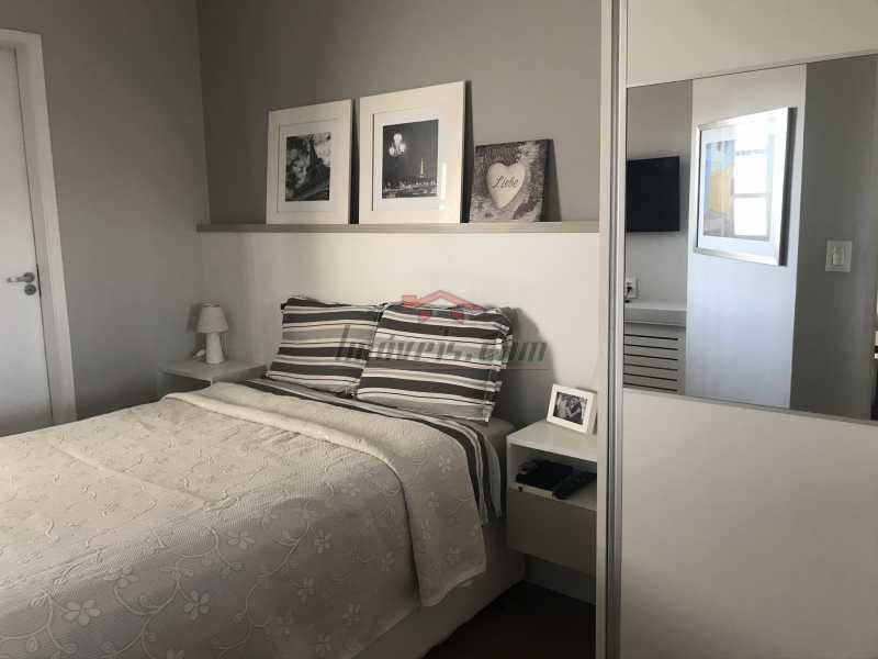 quarto suite4. - Casa em Condomínio 2 quartos à venda Pechincha, Rio de Janeiro - R$ 625.000 - PECN20228 - 12